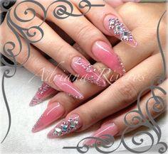 i want these nails: 3d nail salon, utah