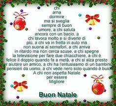 Christmas In Italy, Merry Christmas And Happy New Year, Merry Xmas, Christmas Time, Christmas Crafts, Homemade Christmas Decorations, Italian Quotes, Feelings Words, Italian Language
