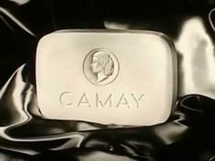 Vintage Old 1950's P&G Camay Beauty Soap Commercial