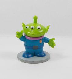 Toy Story - Alien - Toy Figure - Cake Topper - Disney 2