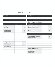 Monthly Payroll templates , What to Know About Payroll Invoice Template , If you are a treasurer of a company, you have to be able to make a payroll invoice. It eases you to make the list of payment for the employees. Payroll Template, Invoice Template, Bank Deposit, Self Employment, Deduction, Free Resume, Sample Resume, Templates Free, Words