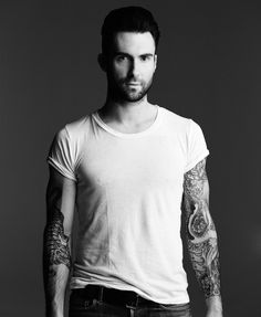 Adam Levine, small obsession..tiny, non-existant in fact