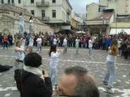 Monastiraki Hobo illusionerz Flash Mob photos plus .backstage, sponsored by Creative People One Image, Creative People, Backstage, Nova, In This Moment, Words, Photos, Pictures, Horse