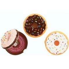 Donuts Lip Gloss