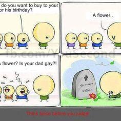 That's so sad