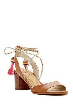 Image of Sam Edelman Shani Block Heel Sandal