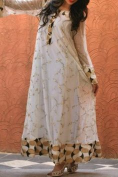 Pakistani Clothes for 2013 by Andaaz Pret a Porter