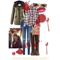 zombie apocalypse outfit