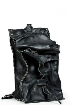 Leon Louis - leather backpack