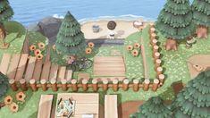 Animal Crossing Wild World, Animal Crossing Guide, Animal Crossing Villagers, Animal Games, My Animal, Motifs Animal, Island Design, New Leaf, Cute Animals