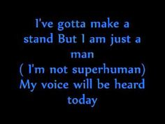 Skillet- Hero If I'm not mistaken, I think Skillet is a Christian rock band. :) LOVE this song!! :)