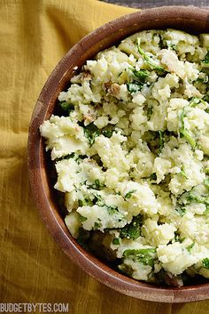 Spinach & Feta Mashed Potatoes | 23 Dorm Room Meals You Can Make In A…