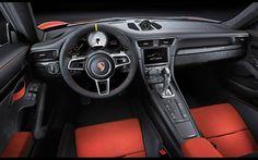 2015 Porsche 911 GT3 RS - Interior - 2 - 2560x1600 - Wallpaper