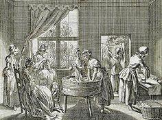 mid 1700s