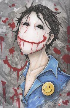 Bloody Painter Creepypasta by ChrisOzFulton.deviantart.com on @DeviantArt