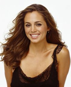 Eliza Dushku- probably my favorite actress, she may not be the best but I love the roles she plays and she seems sooo down to earth