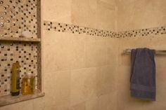 Master Bath tile idea