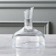 stem wine decanter #WineDecanter