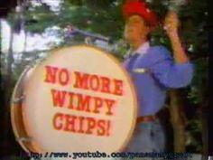 Krunchers brand potato chips commercial - YouTube