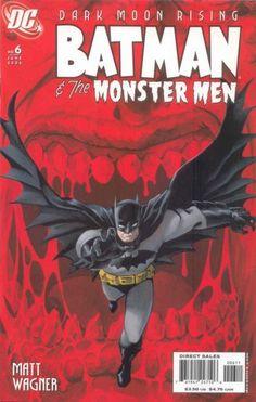 Batman & The Montser Men #6  DC Comics, NM 9.4