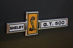 "1967 Mustang Shelby GT500 ""Eleanor"" by Y Chen1984, via Flickr"
