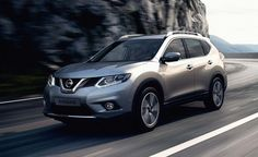 New 2015 Nissan X Trail