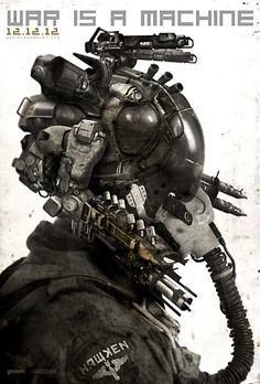 Robots and stuff (but mostly robots), hardcoretumblin: Hawken Poster I wonder how...