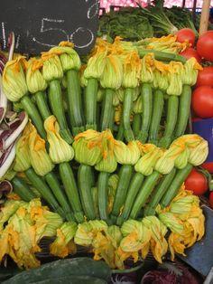 Italian market zucchini