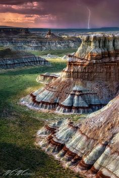 Stunning! SW Grand Vista, Northern Arizona, USA