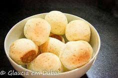 Pão de queijo de tapioca O pão de queijo mais fácil do mundo - Receita da Leitora