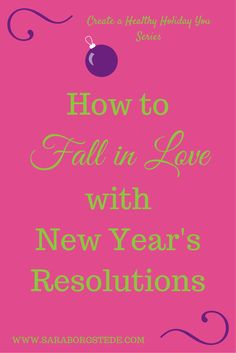 How to Fall in Love with New Year's Resolutions: The one key to make it happen, and what God thinks about New Year's resolutions. Resolutions, Falling In Love, Eve, Holidays, Shit Happens, How To Make, Holiday, Holidays Events, Vacations