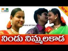 Most Popular Telugu Folk Songs - Nindu Nimmalakada Dj Songs List, Dj Mix Songs, Audio Songs Free Download, New Song Download, Latest Dj Songs, New Dj Song, Dj Remix, Trending Videos, Mp3 Song