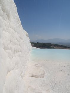 Mŕtve more - Turecko