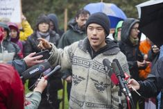 """Tamo Campos David Suzuki grandson Kinder Morgan Burnaby Mychaylo Prystupa  David Suzuki's grandson's speech after his arrest for protesting Kinder Morgan (VIDEO)  """"This is insane, why are we putting our economic system – the market – above the very ecology that we all depend upon?"""" - Tamo Campos  Mychaylo Prystupa  Nov 22nd, 2014"""