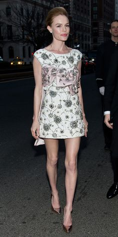 Kate Bosworth in Giambattista Valli