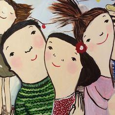Baile #Padgram Naive, Eva Armisen, Pony, Disney Characters, Fictional Characters, Snoopy, Quilts, Portrait, Disney Princess