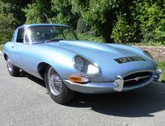 1966 Jaguar E-Type Series I Coupé