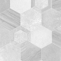 Vinyl Flooring UK Anti Slip Hexa Stone Effect Vinyl Flooring Vinyl Flooring Uk, Porch Flooring, Stone Flooring, Marble Effect, Natural Stones, Mosaic, Texture, Crafts, Free Uk