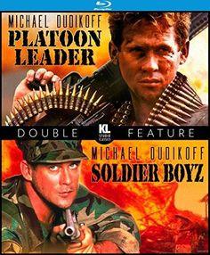 Michael Dudikoff & William Smith & Aaron Norris & Louis Morneau-Platoon Leader / Soldier Boyz Michael Dudikoff Double Feature