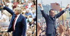 Trump & Nixon: The Similarity That The Mainstream Media Won't Discuss - https://therealstrategy.com/trump-nixon-the-similarity-that-the-mainstream-media-wont-discuss/
