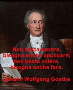 Aforismi e Massime di Johann Wolfgang Goethe