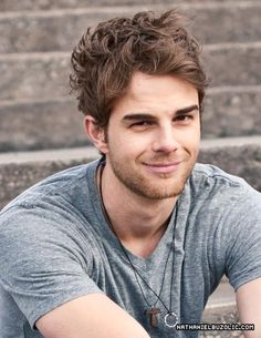 Nathaniel Buzolic - Fits the description of my character Steven Carter. He's 27 and the middle sibling of a older sister named Abby and younger sibling named Jessica. After their parents passed away, he stepped into the role of looking out for his sisters, particularly in their love lives.