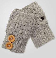 TEXTING GLOVES? I need these, plus look how cute!    Even though it's not ice cold outside yet, offices always feel sub-zero. Keep those typin' fingers toasty with Fred Flare's Texting Gloves —they'll match anything and the cutesy knit design and wooden buttons are sure to make you smile. Plus, they're chunky enough to keep you cozy but not too much so that they get in the way of typing up your project proposals (if only…).