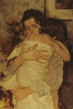 Joseph Lorusso, 1966 | Impressionist Figurative painter
