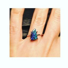 Thaíz Jewellery (@thaiz.jewellery) • Instagram photos and videos Australian Opal, White Gold, Turquoise, Engagement Rings, Jewellery, Photo And Video, Videos, Photos, Instagram