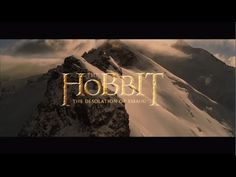"""The Hobbit: The Desolation of Smaug - Ed Sheeran """"I See Fire"""" [UNOFFICAL MUSIC VIDEO]----------------ASDFGHJKL"""