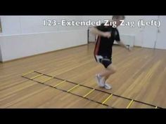 Agility Ladder Drills - The Best 130 Agility Ladder Drills on the Planet!