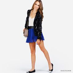Check out Complete the Sequins at DailyLook