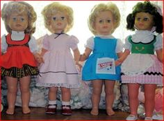 "1960s 18"" plastic mama dolls nurnberg germany - Google Search"