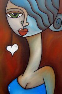Fidostudio Painting - Lady Godiva - Original Painting By Fidostudio by Tom Fedro - Fidostudio